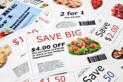 Coupons / Local Marketing