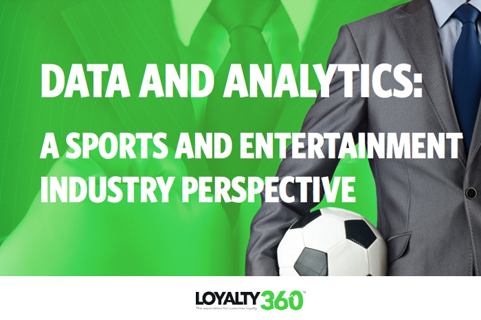 Data and Analytics: A Sports and Entertainment Industry Perspective