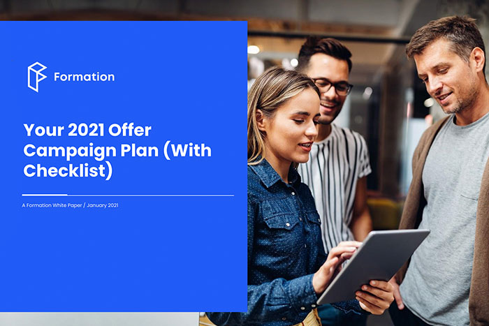 Your 2021 Offer Campaign Plan (With Checklist)