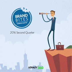 brandbites: What Keeps CMOs Up at Night? 2016 Second Quarter