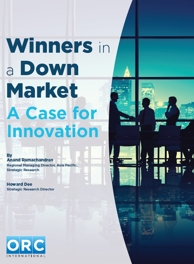 Winners in a Down Market A Case for Innovation