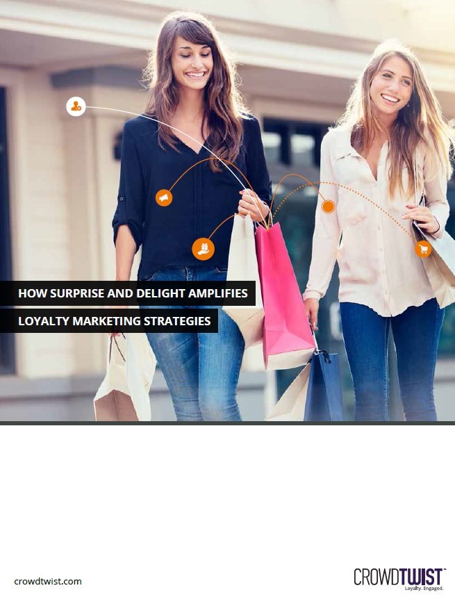 How Surprise and Delight Amplifies Loyalty Marketing Strategies