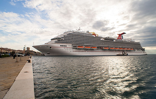 Loyalty Advancing Customer Experience With Technology At - Cruise ship turns over