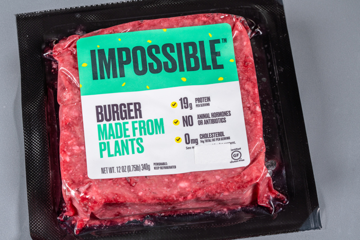 Peachy Loyalty360 Impossible Foods Launches Partnership With Kroger Personalised Birthday Cards Cominlily Jamesorg