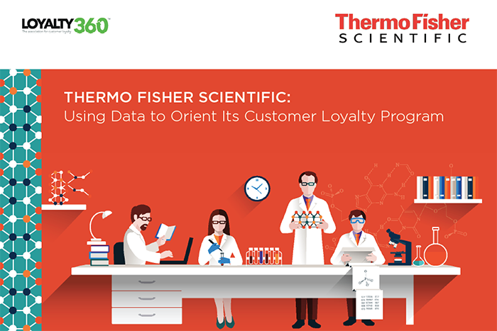 Thermo Fisher: Using Data to Orient its Customer Loyalty Program