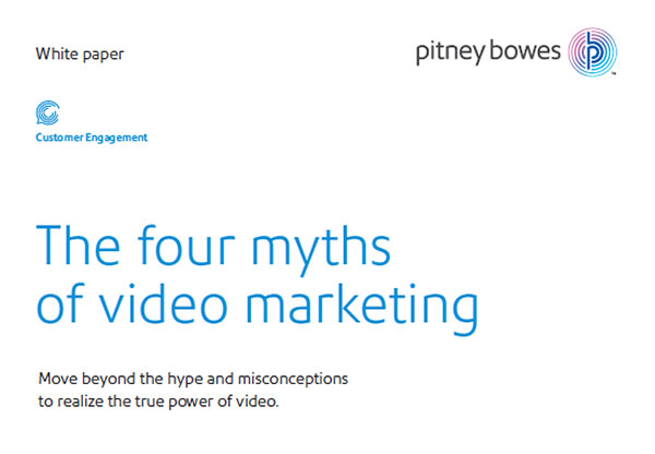The Four Myths of Video Marketing