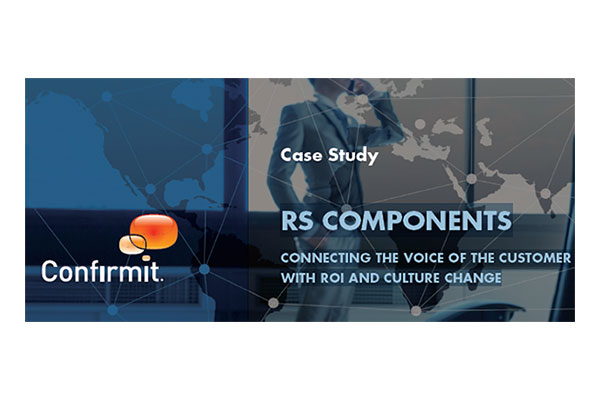 RS Components: Connecting the Voice of the Customer with ROI and Culture Change