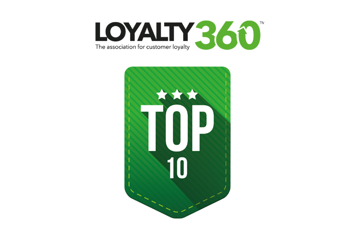 Second Annual Loyalty360 Top 10 Award Winners Celebrated at Loyalty Expo
