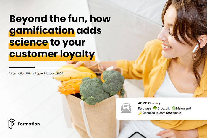 Beyond The Fun, How Gamification Adds Science to Your Customer Loyalty