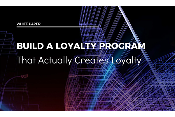 Build a Loyalty Program That Actually Creates Loyalty