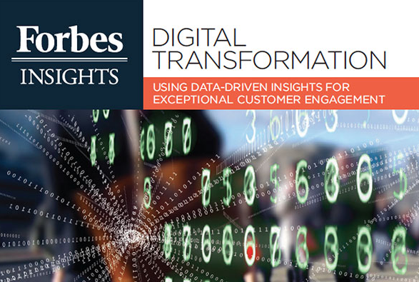 Digital Transformation Using Data-Driven Insights for Exceptional Customer Engagement