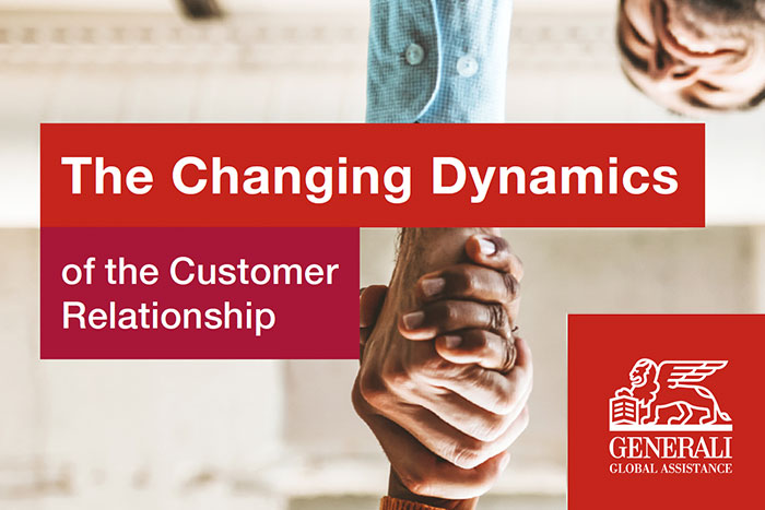 The Changing Dynamics of the Customer Relationship