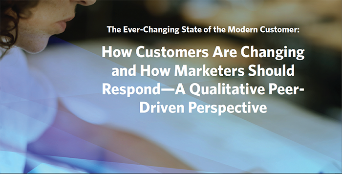 Loyalty360 Executive Perspective: The Ever-Changing State of the Modern Customer: How Customers are