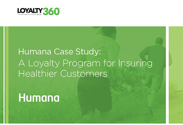 Humana Case Study: A Loyalty Program for Insuring Healthier Customers