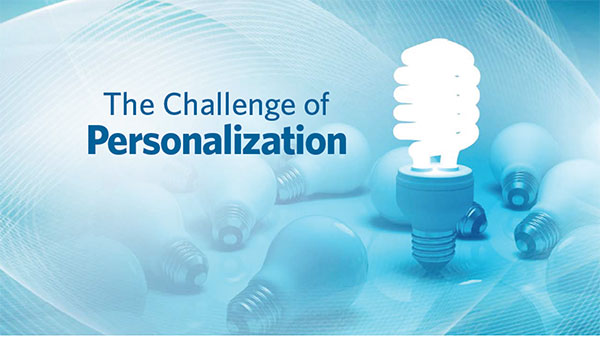 CMO Challenge: The Challenge of Personalization