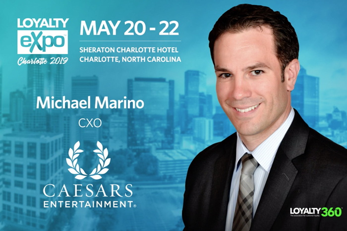 2019 Loyalty Expo Award Finalist Preview Series: Caesar's Entertainment
