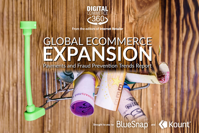 Global Ecommerce Expansion: Payments and Fraud Prevention Trends Report