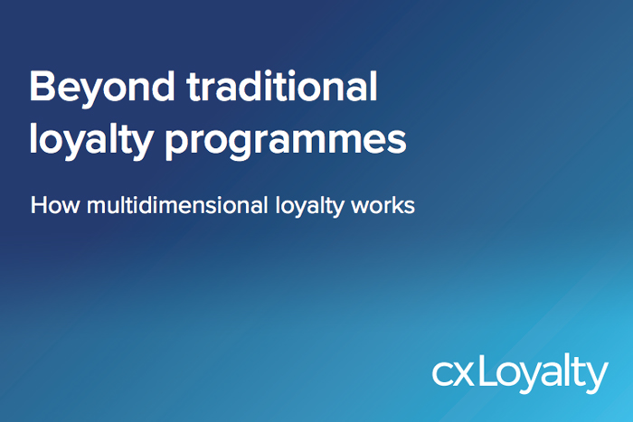 Beyond traditional loyalty programmes: How multidimensional loyalty works