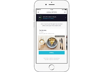 Visa Local Offers >> Loyalty360 Uber Continues Customer Loyalty Push With Local Offers