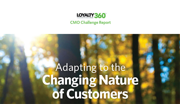CMO Challenge: Adapting to the Changing Nature of Customers