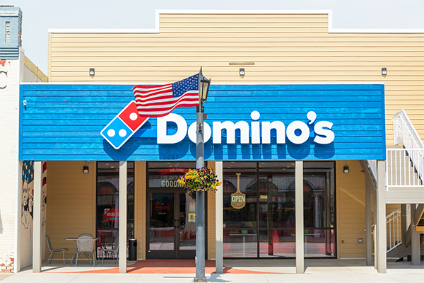 Domino's Pizza, Inc. (DPZ) Holdings Raised by Gateway Investment Advisers LLC