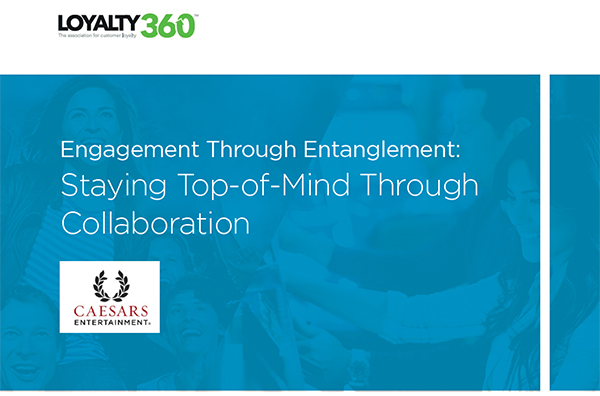 Engagement Through Entanglement: Staying Top-of-Mind Through Collaboration