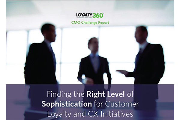 [Podcast] Executive Perspectives - Finding the Right Level of Sophistication