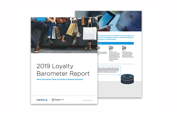 2019 Loyalty Barometer Report: What Consumers Think of Loyalty & Reward Programs