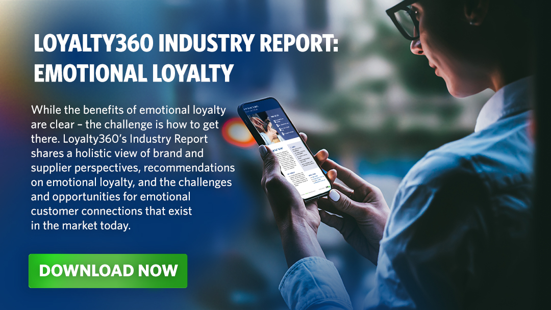 Emotional Loyalty Banner